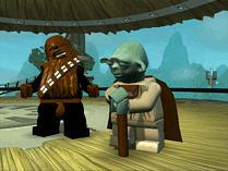 LEGO Star Wars: The Complete Saga screen shot 4