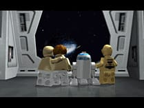 LEGO Star Wars: The Complete Saga screen shot 5