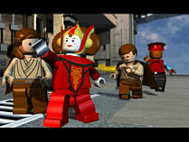 LEGO Star Wars: The Complete Saga screen shot 6