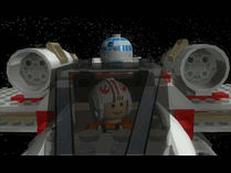 LEGO Star Wars: The Complete Saga screen shot 9