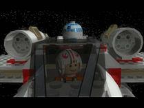 LEGO Star Wars: The Complete Saga screen shot 9