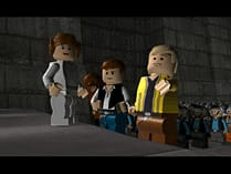 LEGO Star Wars: The Complete Saga screen shot 10