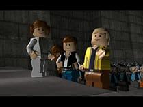 LEGO Star Wars: The Complete Saga screen shot 10