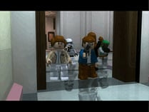 LEGO Star Wars: The Complete Saga screen shot 11