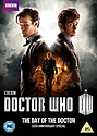 Doctor Who Day of the Doctor - 50th Anniversary Special Edition DVD