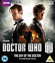 Doctor Who Day of the Doctor - 50th Anniversary Special Edition Blu-Ray