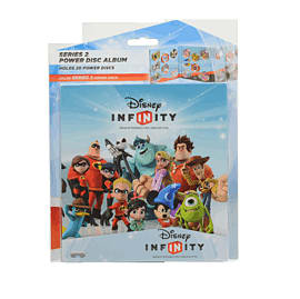 Disney INFINITY Series 2 Power Discs Album Toys and Gadgets