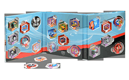 Disney INFINITY Series 2 Power Discs Album screen shot 3