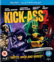 Kick Ass 2 with UV Copy Blu Ray