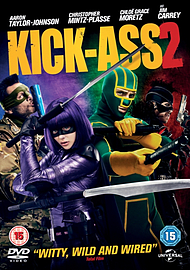 Kick Ass 2 with UV Copy DVD