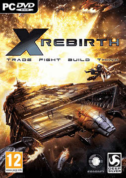 X Rebirth Collector's Edition PC Games