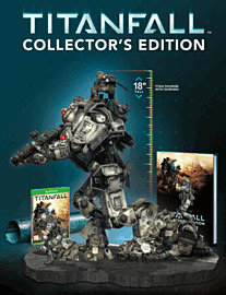 Titanfall Collector's Edition - Only at GAME Xbox One Cover Art