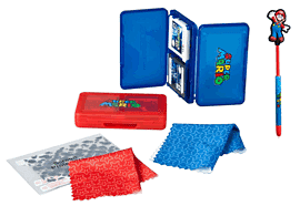 PowerA Universal Super Mario Clean & Protect Kit Accessories