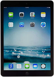 iPad Air Black 16GB 3G (Good Condition) Sku Format Code