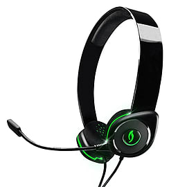 Afterglow Xbox 360 Headset Accessories