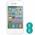 Preowned iPhone 4 16GB White (Grade B) - EE Electronics