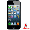 Preowned iPhone 5 16GB Black (Grade B) - Vodafone Electronics