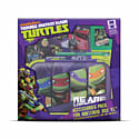 TEENAGE MUTANT NINJA TURTLES 5 PIECE ACCESSORY PACK FOR 3DS XL, 3DS, DS AND DSI Accessories