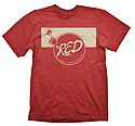 Small Red Team 2 Fortress T-Shirt Clothing and Merchandise
