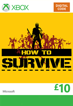 How to Survive Xbox Live Cover Art