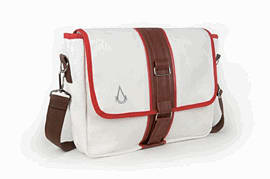 Assassin's Creed Messenger Bag: Canvas Pouch Clothing and Merchandise