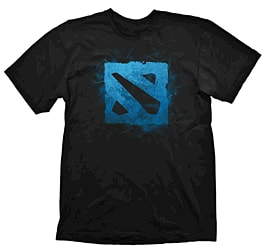 Large DOTA 2 T-shirt Clothing and Merchandise