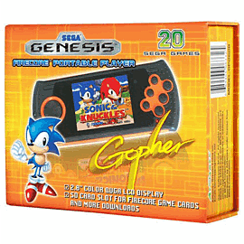 SEGA Mega Drive Ultimate Portable Console Electronics