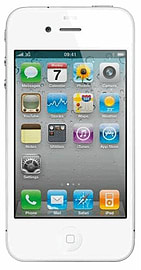 iPhone 4 8gb White unlocked (Grade A) Electronics