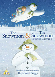The Snowman/ The Snowman and the Dog Double Film Pack DVD