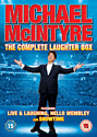 Michael Mcintyre the Complete Laughter Box DVD
