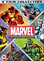Marvel Animation: 4 Film Collection DVD