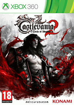 Castlevania Lords of Shadow 2 Dracula's Tomb Premium Edition Xbox 360 Cover Art