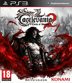 Castlevania Lords of Shadow 2 Dracula's Tomb Premium Edition PlayStation 3 Cover Art