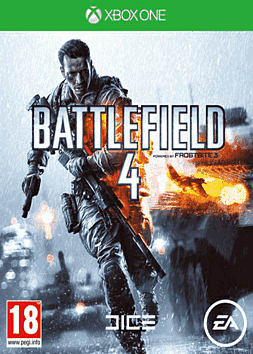 Battlefield 4 Xbox-One Cover Art