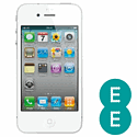 iPhone 4 8GB White (Grade B) - EE Electronics