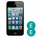 Preowned iPhone 4 8GB Black (Grade C) - EE Electronics