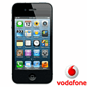 iPhone 4 16GB Black (Grade A) - Vodafone Electronics