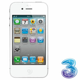 iPhone 4 16GB White (Grade A) - 3 Electronics