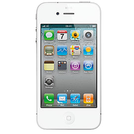 iPhone 4 16GB White (B Grade) - Unlocked Electronics