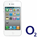 Preowned iPhone 4 16GB White (Grade B) - O2 Electronics