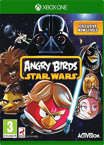 Angry Birds Trilogy and Angry Birds Star Wars on Xbox One, Xbox 360, PS3, PS4, Wii U, Wii, PC, PS Vita and 3DS at GAME