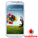 Preowned Samsung Galaxy S4 16GB White (Grade B) - Vodafone Electronics