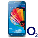 Preowned Samsung Galaxy S4 16GB Blue (Grade B) - O2 Electronics