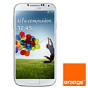 Preowned Samsung Galaxy S4 16GB White (Grade B) - Orange Electronics