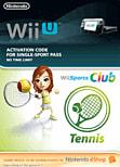 Wii Sports Club - Tennis eShop