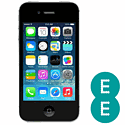 Preowned iPhone 4S 16GB Black (Grade A) - EE Electronics