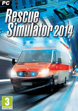 Rescue Simulator 2014 PC Games Cover Art