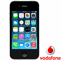 Preowned iPhone 4S 16GB Black (Grade B) - Vodafone Electronics