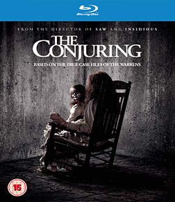 The Conjuring Blu-ray