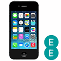 iPhone 4S 16GB Black (Grade B) - EE Electronics